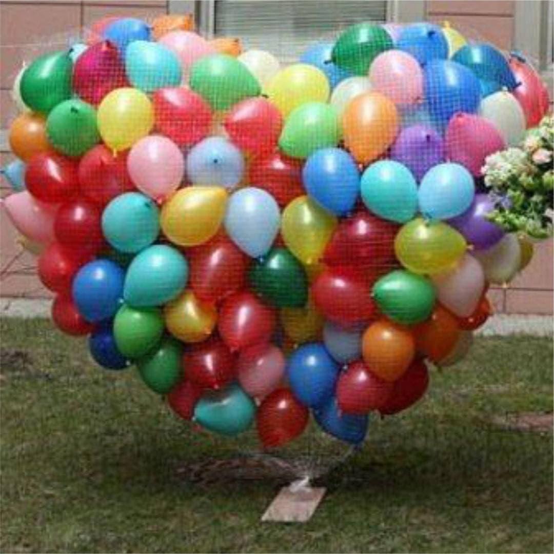 купить сетку для шаров Екатеринбург
