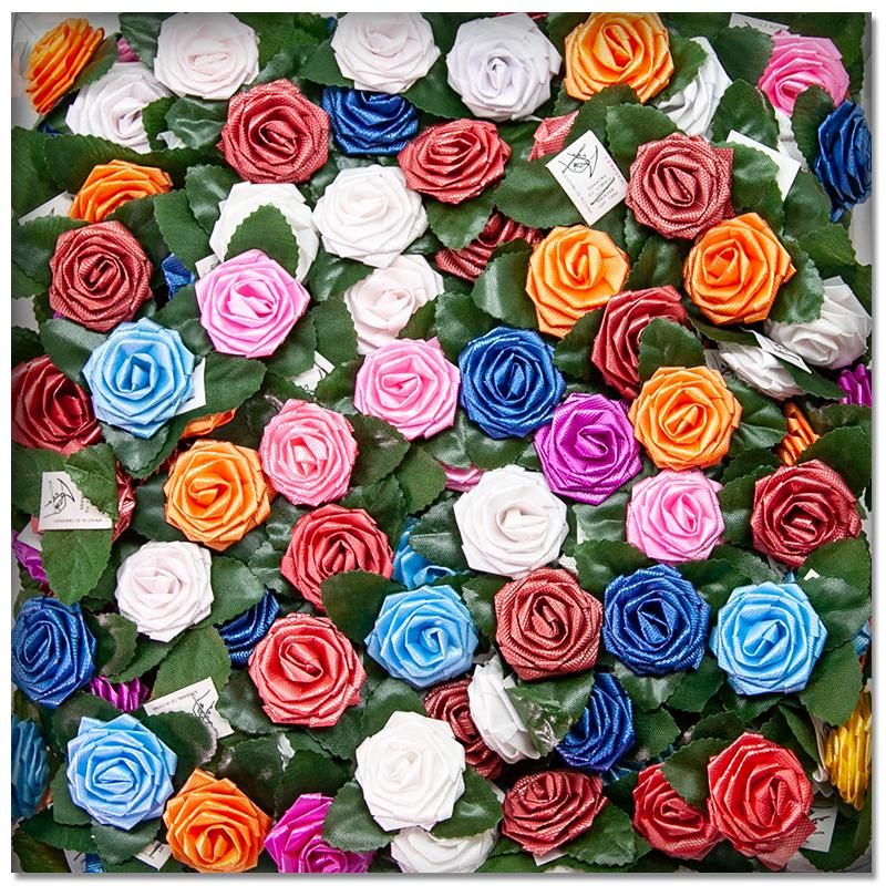 декоративные банты для украшения подарка