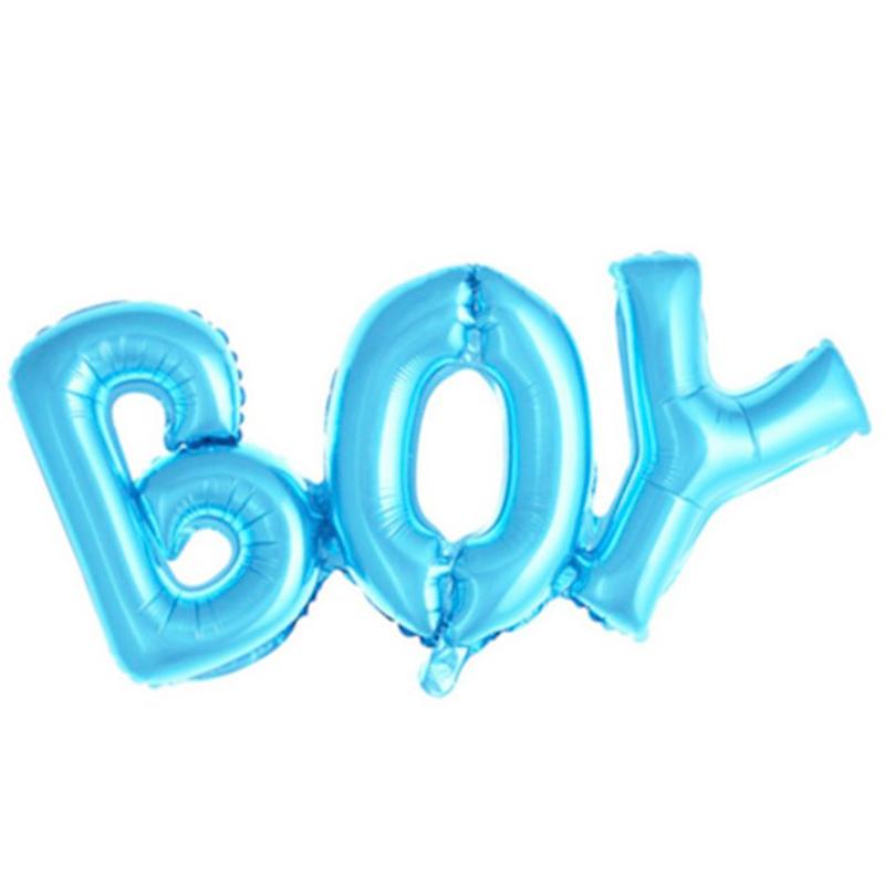 надувная надпись Boy