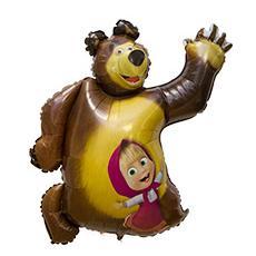 купить шарики маша и медведи
