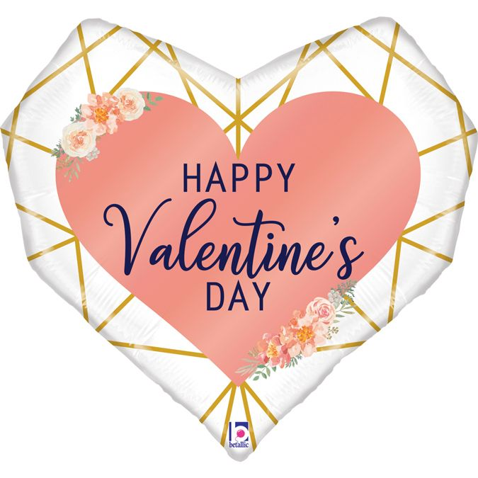 Воздушные шары на день Святого Валентина купить