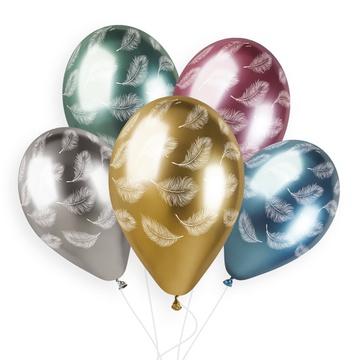 воздушные шары хром купить