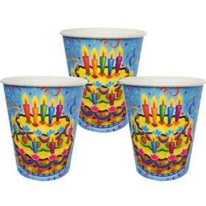 купить одноразовую посуду для дня рождения