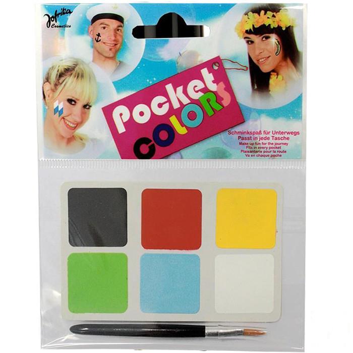 купить краску для лица и тела