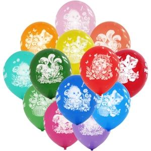 купить шары с печатью Крым