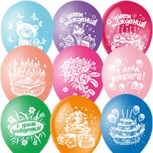 купить шары с печатью Чернигов