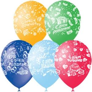 купить шары с печатью Воронеж