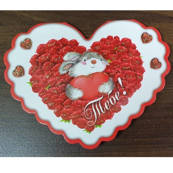 купит открытку День Святого Валентина