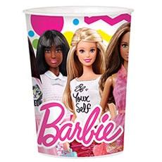 Стаканы Барби для детского праздника