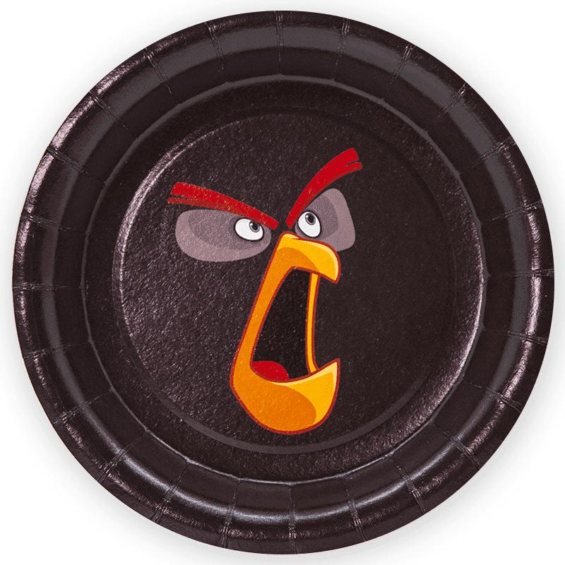 тарелки Angry Birds купить