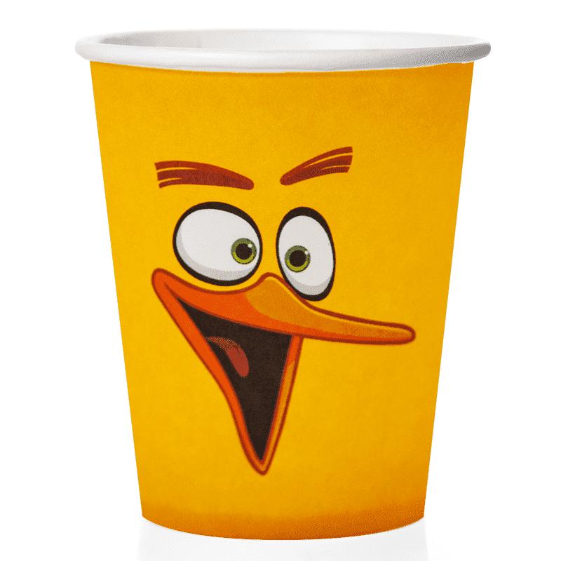 одноразовая посуда Angry Birds купить