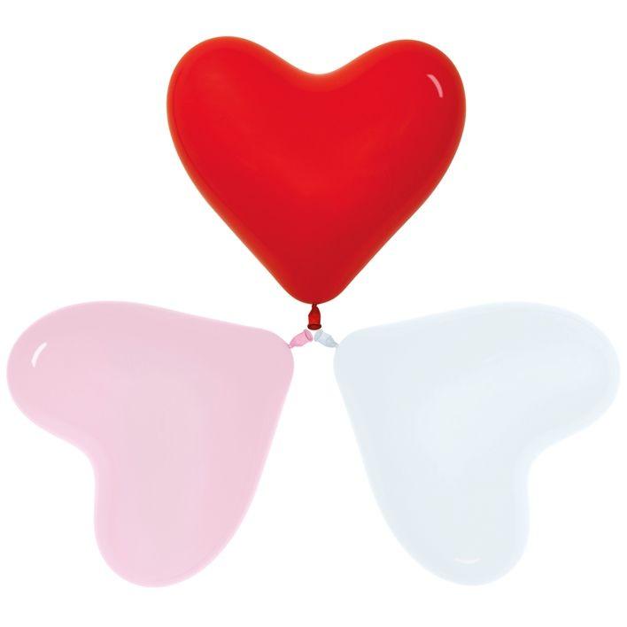 продажа латексных шаров сердца Россия