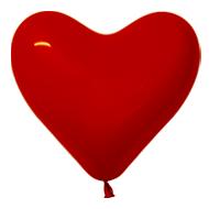 продажа латексных сердец Липецк