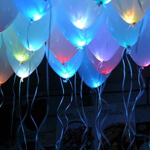 купить светящиеся шарики Симферополь