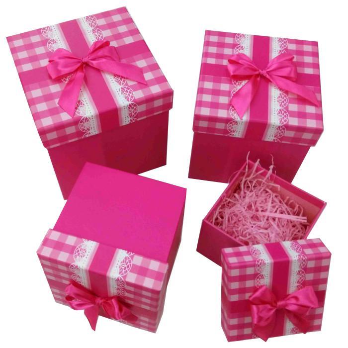 Подарочные коробки для подарков где купить?