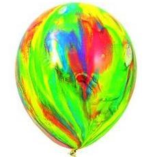 продажа многоцветных шаров с рисунком Армения