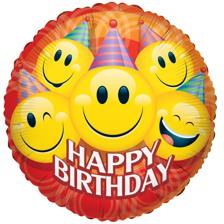 Поздравление своей девушки с днем рождения в вк со смайлами