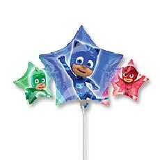 Герои в масках воздушные шары