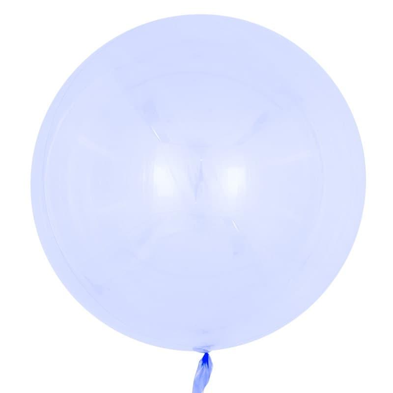 Сфера 3D, Deco Bubble, Сиреневый, Кристалл