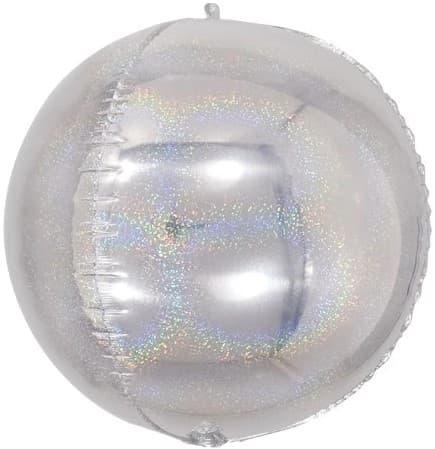 Шар 61 см. Сфера 3D геливый