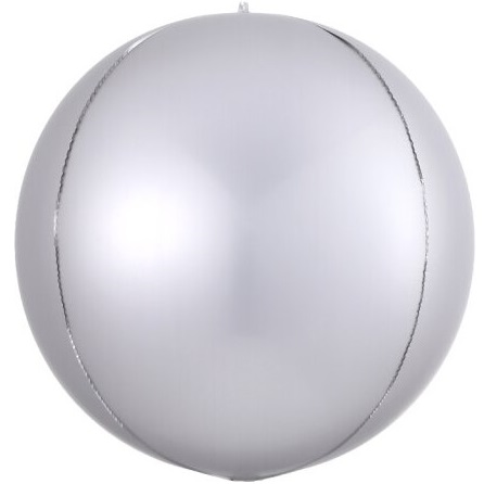Фольгированный воздушный шар в виде сферы