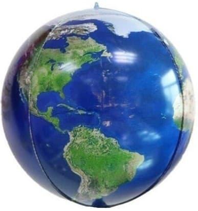 Шар сфера планета земля купить