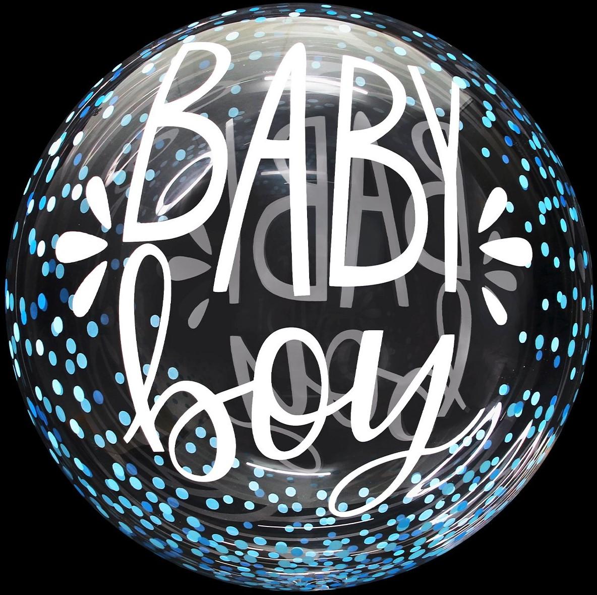 шары на рождения малыша