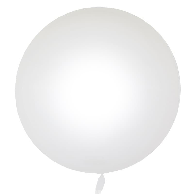 Сфера 3D, Deco Bubble, Белый, Глянец