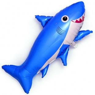 надувная акула купить