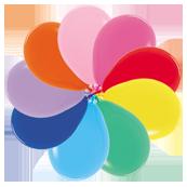 продажа шаров оптом Семпертекс
